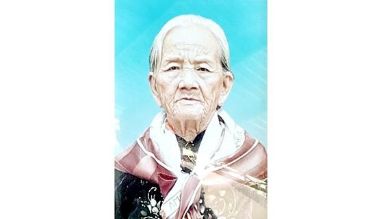 Bà Mẹ Việt Nam anh hùng HÀ THỊ BỨC từ trần