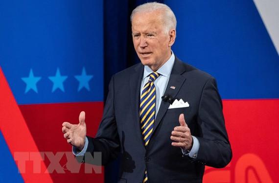 Tổng thống Mỹ Joe Biden. Ảnh: TTXVN
