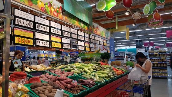 Hàng Việt chiếm tỷ lệ trên 90% tại hệ thống Co.opmart