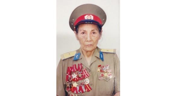 Mẹ Trần Quang Mẫn