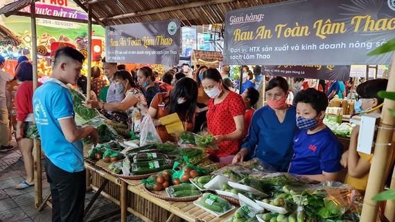 Ngày hội ẩm thực ở Phú Thọ