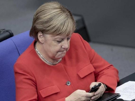 Thủ tướng Đức Angela Merkel nằm trong số các chính trị gia châu Âu bị NSA do thám. Nguồn: canberratimes.com.au