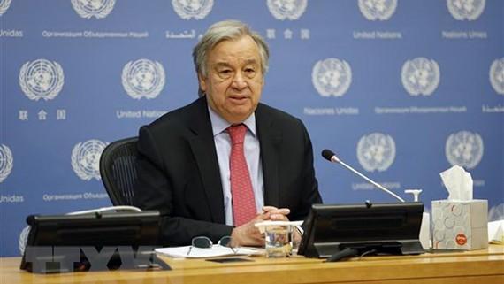 Ông Antonio Guterres. Ảnh: TTXVN