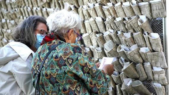 Những lá thư từ Beirut thu hút nhiều sự chú ý