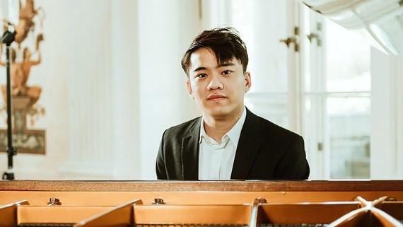 Nghệ sĩ piano Nguyễn Việt Trung (Ảnh do nhân vật cung cấp)