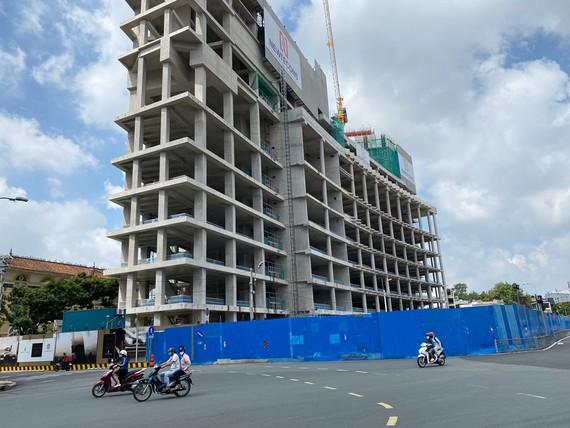 Dự án bất động sản hàng hiệu One Central Saigon