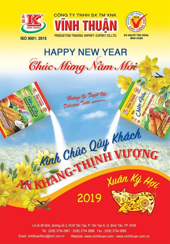 Bột Vĩnh Thuận với công nghệ 4.0 trong sản xuất