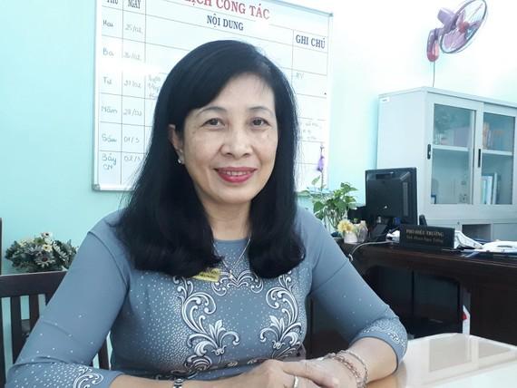 Ths Phạm Ngọc Tường, Phó hiệu trưởng TDC