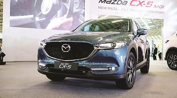 Mazda 3 và CX-5 luôn đem đến doanh số ấn tượng tại thị trường ô tô trong nước