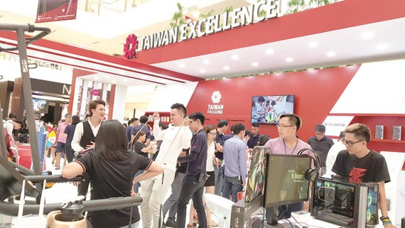 Taiwan Excellence Pop-up Store 2019 diễn ra ở Sài Gòn Centre