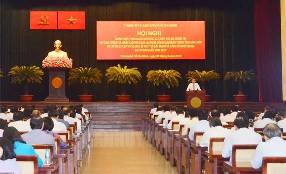Toàn cảnh hội nghị. Ảnh: hcmcpv.org.vn