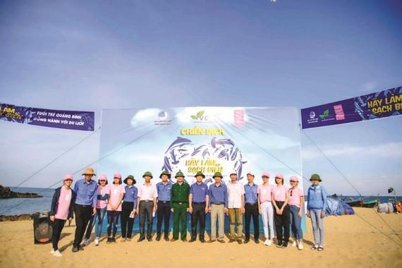 Love Beauty and Planet  chung tay làm sạch bờ biển Việt Nam