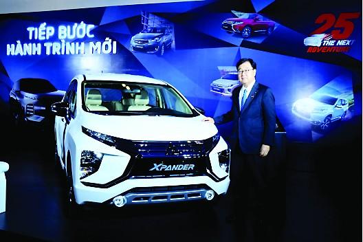 Mitsubishi Motors ráp dòng Xpander tại Việt Nam vào năm 2020