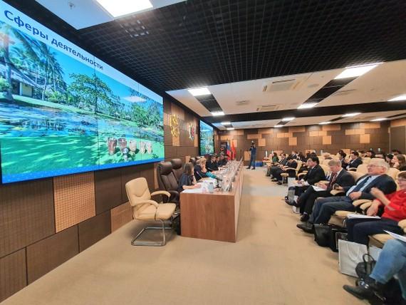 Diễn đàn Du lịch Saint Petersburg - Việt Nam diễn ra ngày 21-10 tại Saint Petersburg