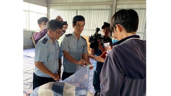 Tăng cường kiểm tra hoạt động buôn lậu, gian lận thương mại