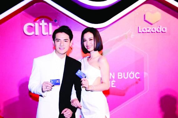 Ra mắt thẻ tín dụng Lazada Citi Platinum