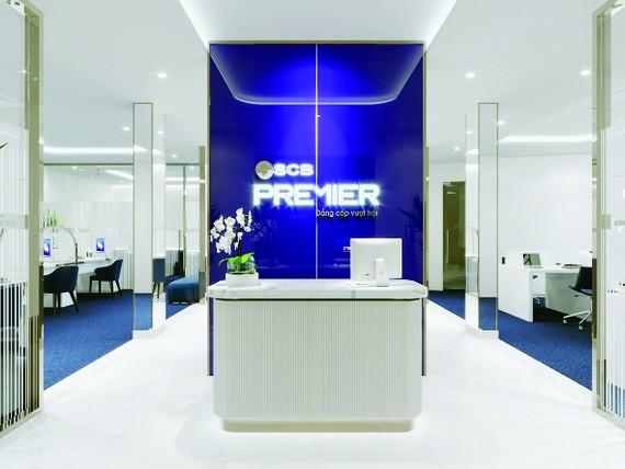 Trong thời gian tới, SCB dự kiến khai trương  hơn 20 không gian giao dịch Premier trên toàn hệ thống