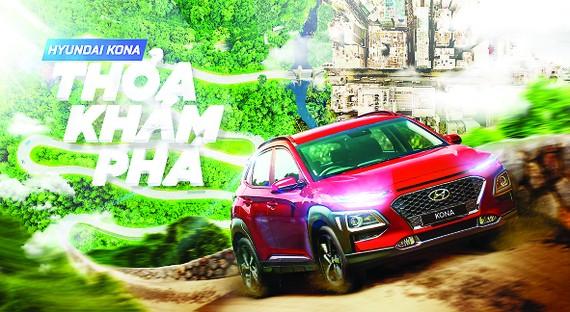 Trải nghiệm 10 cung đường đẹp nhất Việt Nam và trúng thưởng Hyundai KONA 1.6 Turbo