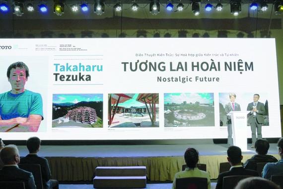 """TOTO Việt Nam tổ chức Architect Talk 2019 về """"Tương lai hoài niệm"""""""