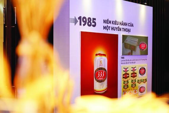 """Bia 333 chính là một """"nhân vật"""" đặc biệt, chứng kiến sự hình thành của ngành bia Việt - Ảnh: Internet"""