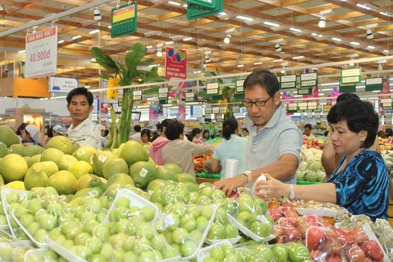 Theo tiêu chuẩn mới, các loại trái cây vừa phải an toàn vừa đạt độ trưởng thành  mới được đưa vào kinh doanh tại siêu thị Co.opmart