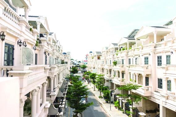 Ưu đãi hấp dẫn cho khách hàng mua nhà phố dịp đầu năm