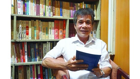 Nhà thơ Lê Minh Quốc