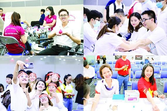Amway Việt Nam vận động gần 300 đơn vị máu