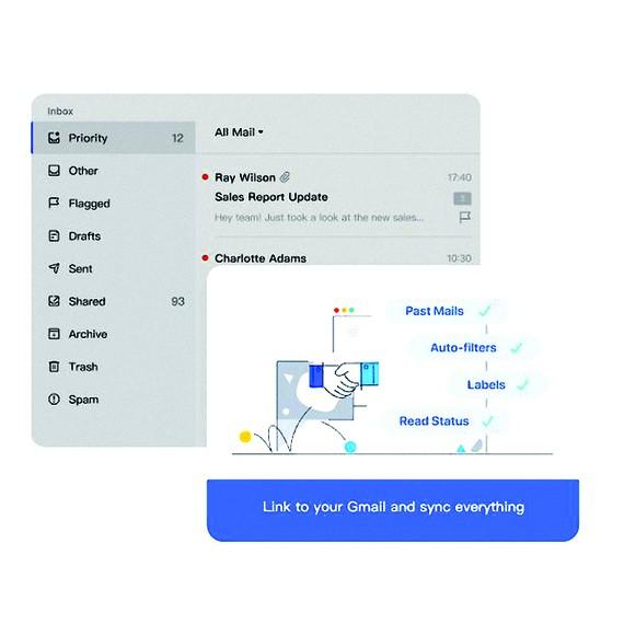 Lark Mail - thay đổi trải nghiệm email truyền thống