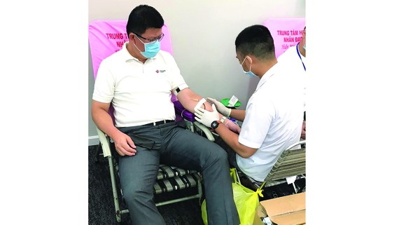 Hiến máu cứu người trong dịch Covid-19