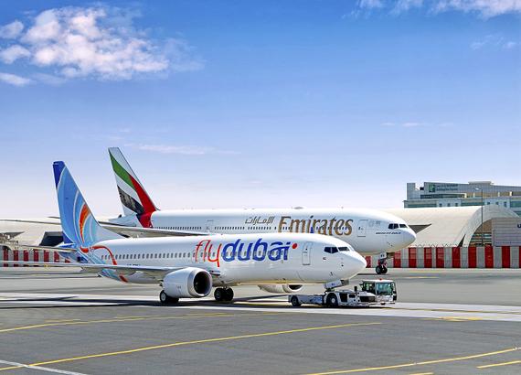 Emirates và flydubai tái khởi động quan hệ đối tác