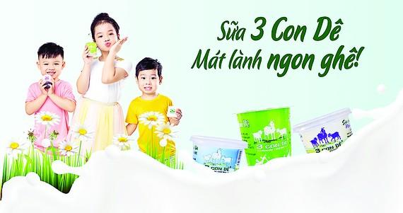 Sữa Dê - Nguồn dinh dưỡng tốt cho bé và mẹ