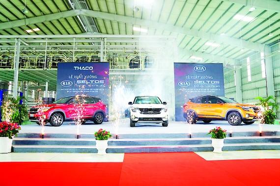 Kia Seltos chính thức xuất xưởng, áp dụng giá mới cho phiên bản Deluxe trong tháng 9-2020