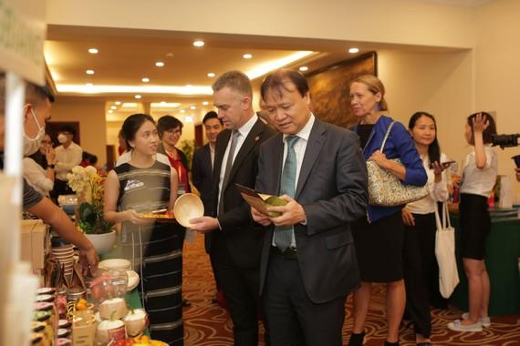 Sản phẩm cà phê Việt Nam xuất khẩu mạnh  vào thị trường Hoa Kỳ
