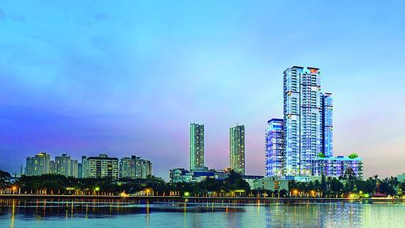 SonKim Land cất nóc dự án Gateway Thảo Điền