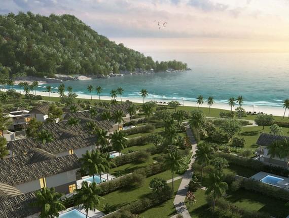 Tập đoàn Sun Group ra mắt Tổ hợp nghỉ dưỡng tại Bãi Kem - Phú Quốc