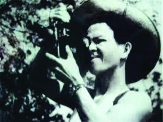Nhà quay phim Khương Mễ làm phim thời kháng chiến chống Pháp