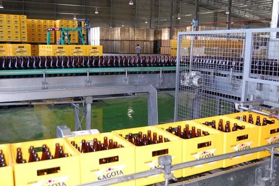 Sabibeco đổi tên thành công ty cổ phần Tập đoàn Bia Sài Gòn