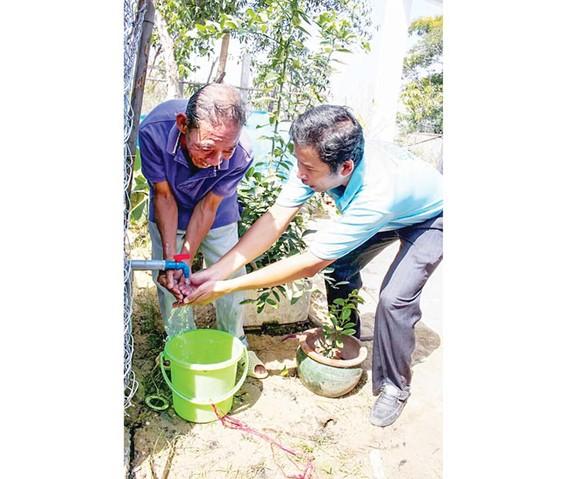 TPHCM - Không thực tế 100% hộ dân dùng nước sạch