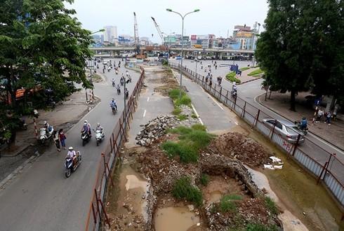 Tuyến metro số 2 Hà Nội.