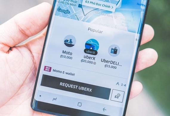 TTKDTM qua Ví điện tử Momo hiện nay đã trải khắp với 10 triệu người dùng.