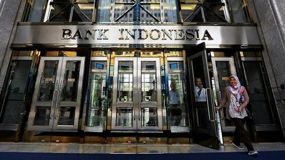 Trụ sở ngân hàng Indonesia. (Nguồn: Reuters)
