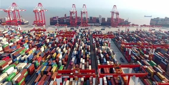 Xuất khẩu nông sản sang Trung Quốc khởi sắc trở lại