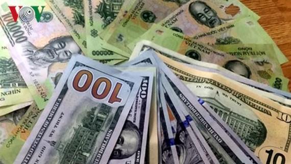 Giá USD mua vào tăng tại một số NHTM.