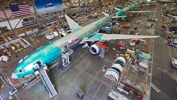 Mỹ: Boeing đóng cửa vô thời hạn các xưởng sản xuất