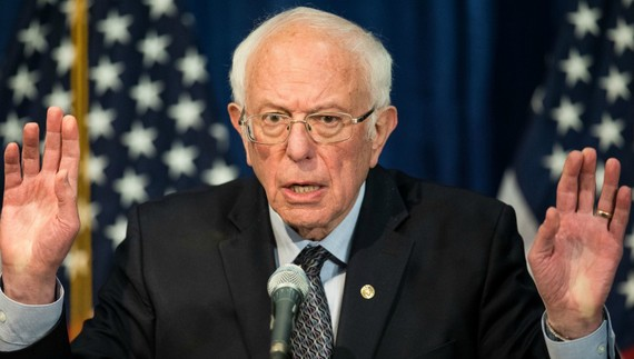 Ông Bernie Sanders từ bỏ cuộc đua tranh cử Tổng thống Mỹ