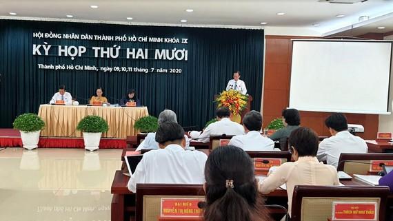 TPHCM: 6 tháng đầu năm thu ngân sách đạt 40,21% kế hoạch