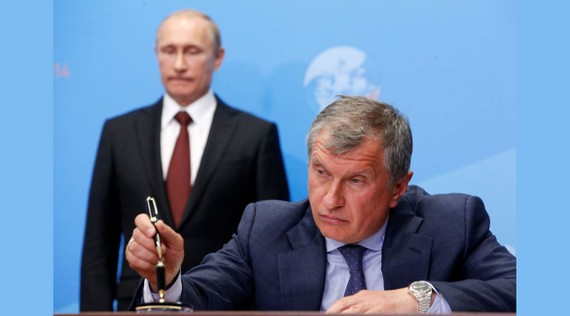 Igor Sechin - Nhà tài phiệt quyền lực nước Nga