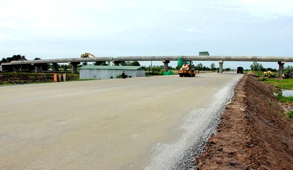 Tuyến đường Lộ Tẻ - Rạch Sỏi chính thức thông xe