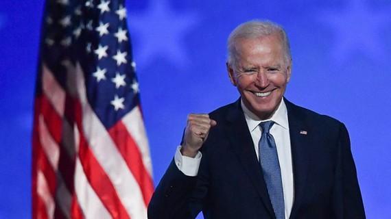Ứng cử viên Joe Biden đắc cử Tổng thống thứ 46 của Mỹ